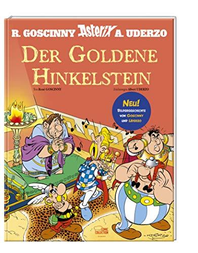 Asterix - Der Goldene Hinkelstein (Asterix HC)