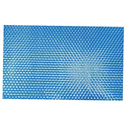 Piscine Solar Tarpaulin Rectangulaire 260 x 160 cm   Protection du sol Bâche Piscine   La barpauline solaire universelle peut être utilisée dans une variante de piscine   Bleu