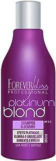 Shampoo Platinum Blond Matizador, FOREVER LISS, 300ml