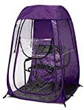 Under the Weather Personal Pop-Up Sports Tent (Purple)