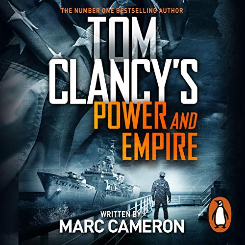 Tom Clancy's Power and Empire audiobook cover art