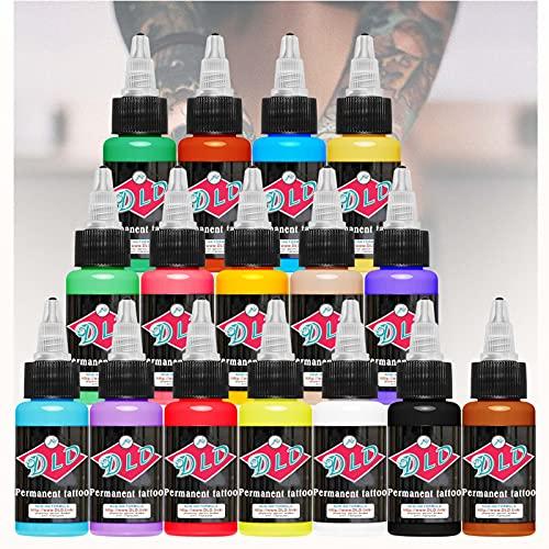 DLD DLD 16 Grundfarben Ink Set Bild