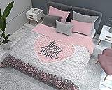 Tagesdecke 220x240 cm Steppdecke Bettüberwurf Decke zweiseitig gesteppt