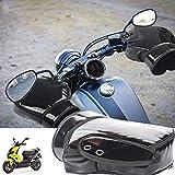 per Manoplas Moto Invierno Impermebales Fundas para Manillares Moto Guantes Térmicas Hombre Mujer