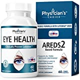 Areds 2 Eye Vitamins (Clinically Proven) Lutein and Zeaxanthin Supplement...