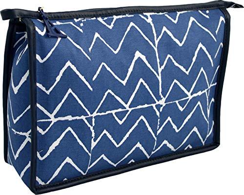 Vagabond Bags Mojave Large Holdall Bag Trousse de Toilette 26 Centimeters Bleu (Blue)