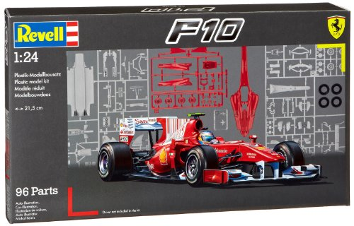 Revell 07099 - Ferrari F10 im Maßstab 1:24