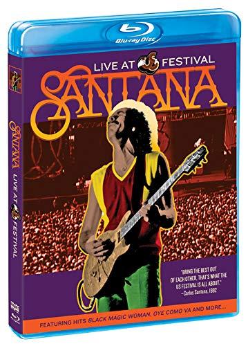 Santana - Live At The Us Festival [Italia] [Blu-ray]