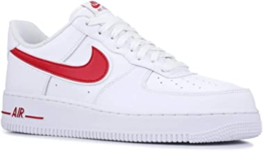 Amazon.it: Scarpe Nike Air Force 1 '07 Rosse