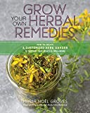 Grow Your Own Herbal Remedies: How to Create a Customized Herb Garden to Support Your...