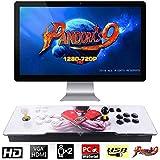 L&U Caja de Pandora 9 multijugador Joystick y los Botones de la Consola Arcade,...