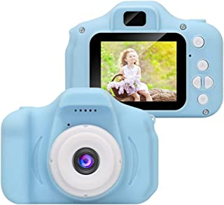 Yatri Creation 2 Inch Color IPS Screen 8MP 1080P HD Digital Camera for Kids