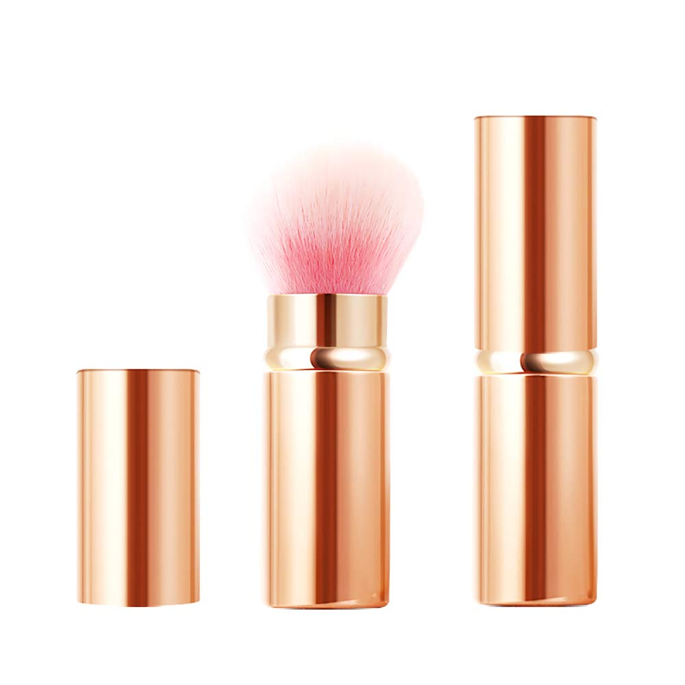 1pcs Blush Brush Loose Paint Retractable Sale Low price Special Price Covered Portable Models