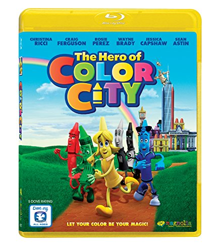The Hero Of Color City [Blu-ray]