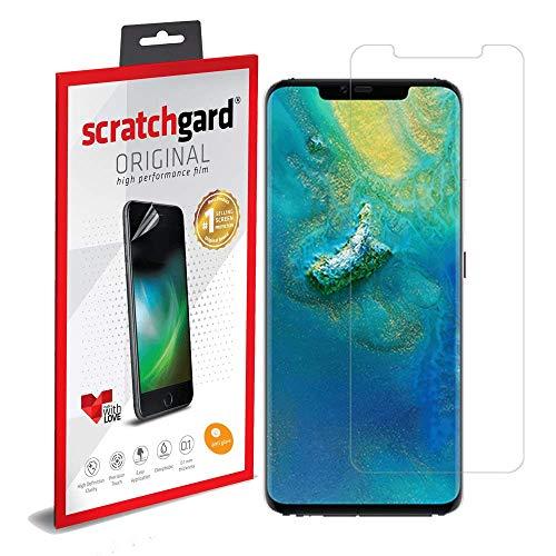 Scratchgard Anti-Matte Anti-Glare/Anti-Fingerprint Film Screen Protector Screen Guard for Huawei Mate 20