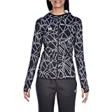 Arena W Hooded F/Z Jacket Chaqueta con Capucha Reversible Mujer Spacer, carbonics Pro-White, L