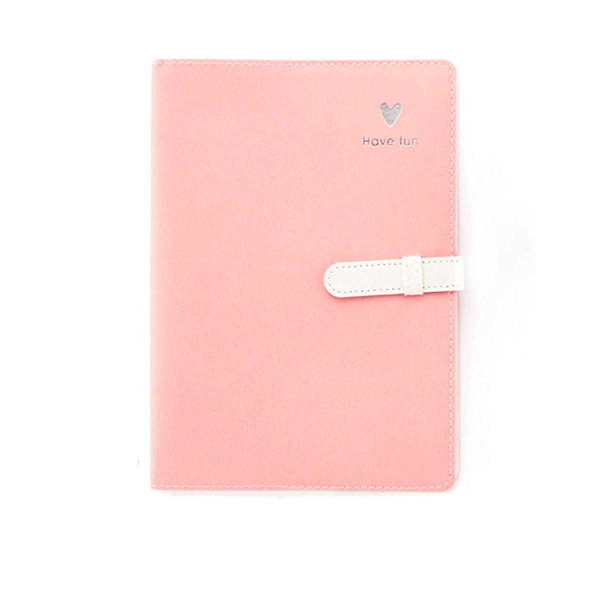 ノート,クリエイティブ日記学生の手のアカウント小さな新鮮な本かわいい手描きのノートブックノートブック肥厚