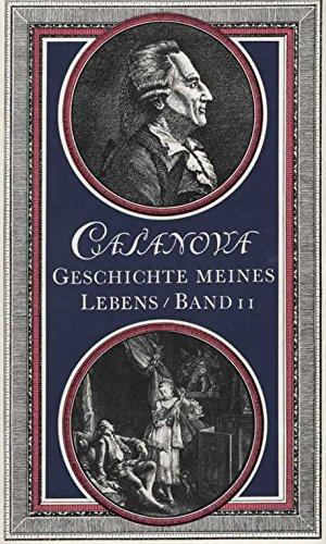 Geschichte meines Lebens. Bd. 11. (Vollständige Übersetzung in 12 Bänden)