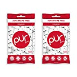 PUR Gum Cinnamon, 55 Count (pack of 2)