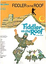 Fiddler on the Roof - Selections - Hal Leonard Easy Piano