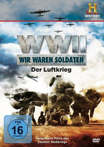 WW II - Wir waren Soldaten. Der Luftkrieg [Alemania] [DVD]