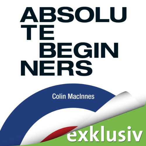 Absolute Beginners audiobook cover art