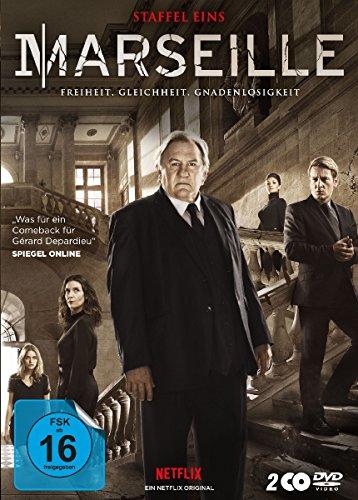 Serie Marseille mit Gérard Depardieu - Staffel eins [2 DVDs]