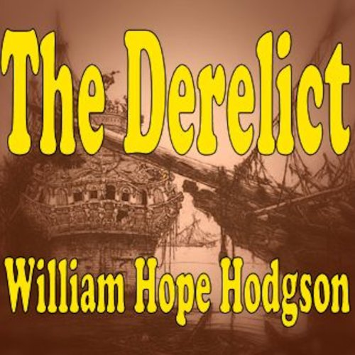The Derelict audiobook cover art