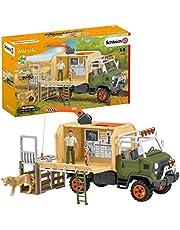 SCHLEICH SLH42475 Ciężarówka Do Ratowania Zwierząt Duża 20'