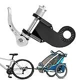 Fahrradanhänger Kupplung für Kinderanhänger Fahrrad Anhängerkupplung