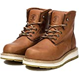 ROCKROOSTER Work Boots for Men, Soft Toe Waterproof Comfortable Anti-fatigue Working Shoes, EEE Job-fitted Boots for The Electrician, Carpenter, Ironworker, Boilermaker, Sheetmetal Worker etc. AP615 US-13