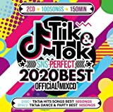 TIK&TOK-2020 SNS PERFECT BEST-OFFICIAL MIXCD