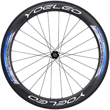 Bargain sale YOELEO SAT C60 Clincher Branded goods Road PRO Bike for 700C Shi Carbon Wheels