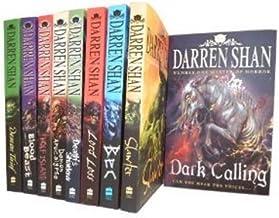 Darren Shan's Demonata Series Collection: Blood Beast, Demon Apocalypse, Wolf Island, Death's Shadow, Dark Calling, Lord L...