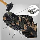 Botas Seguridad Puntera Acero Zapatos Protección Calzado De Industrial Y Deportiva,EU42/UK8