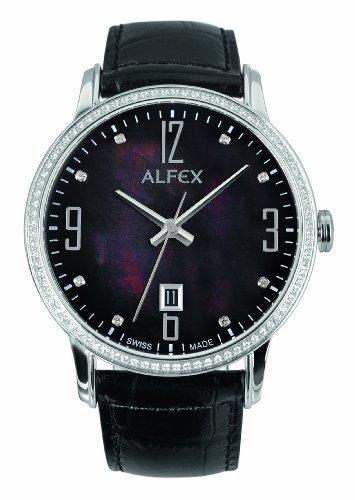 Alfex Reloj con Movimiento Cuarzo Suizo Woman Alfex 43 mm