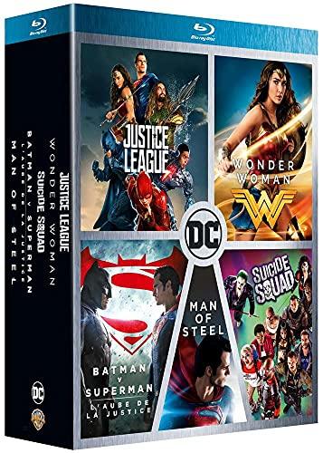 Coffret dc comics 5 films