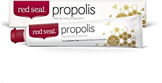 Red Seal Propolis Natural Toothpaste - Fights Infection in Mouth and Gums 100g / 3.5 Oz