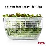 Zoom IMG-2 oxo good grips centrifugadora ensaladas
