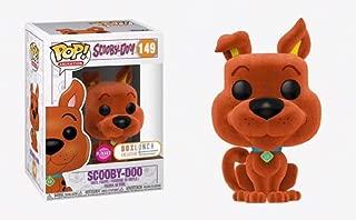 Funko POP! Orange Flocked Scooby Doo #149