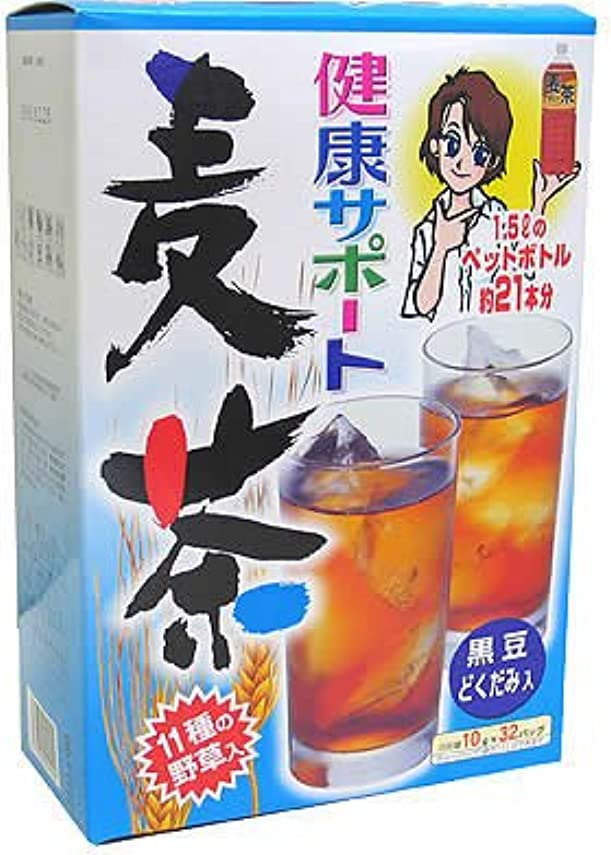 サミュエルオートマトン冷ややかな山本漢方製薬 健康サポート麦茶 10gX28H
