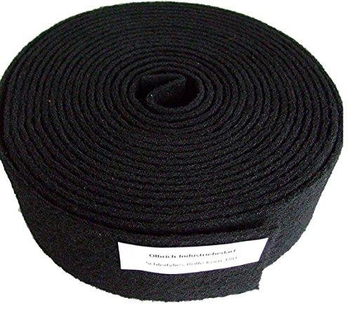 Olbrich-Industriebedarf Schleifvlies 10 m x 100mm Korn 180 Schleifvliesrolle