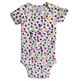 Starberrykids g-Tube Bodysuit for Babies, Toddlers and Children (4 (Fits 32-38 lb)) Pink