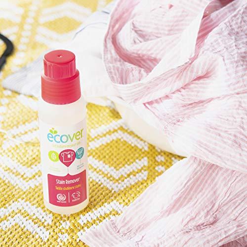 エコベール部分洗い用洗剤染み抜き剤ブラシ付きやすらぐラベンダーの香り200ml