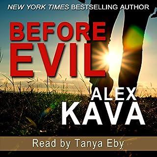 Before Evil audiobook cover art