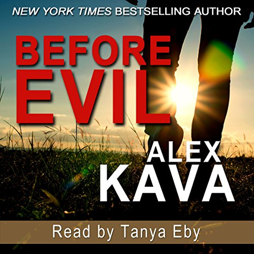 Before Evil audiobook cover art