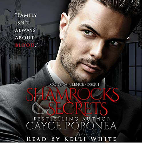Shamrocks and Secrets audiobook cover art