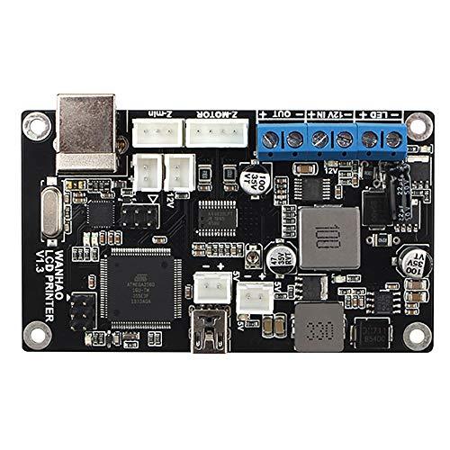 Fauge D7 Lcd Printer Motherboard Main Control Board for Wanhao Duplicator 7/7 Plus Dlp Sla 3D Printer Parts