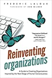 Reinventing Organizations - Knowledge Partners - 01/01/2018
