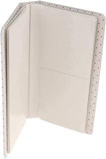 F Fityle Photo Album Book for Fujifilm Instax Square SQ20/SQ10/SQ6/SP3 with 64 Pockets - Blue